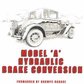 Model A Ford Hydraulic Brake Conversion Dvd