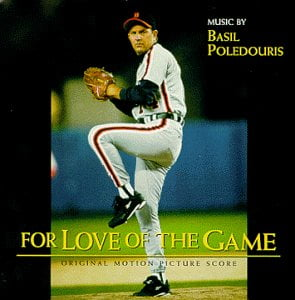 For Love Of The Game: Original Motion Picture Score ...